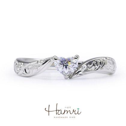 【Hamri(ハムリ)】ハワイアンEngagement Ring