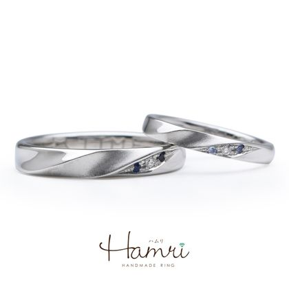 【Hamri(ハムリ)】シンプルな手作り結婚指輪