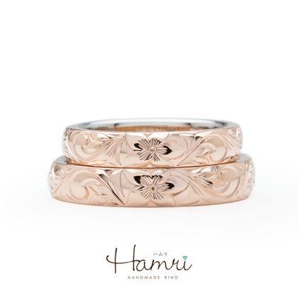【Hamri(ハムリ)】桜のハワイアン