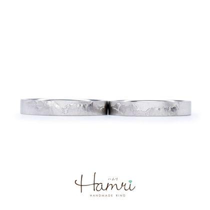 【Hamri(ハムリ)】山リング