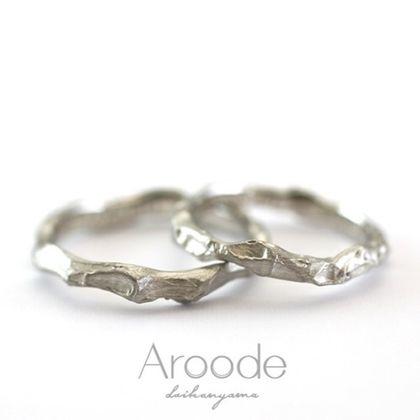 【Aroode(アローデ)】ふたりで手作りマリッジリング No1