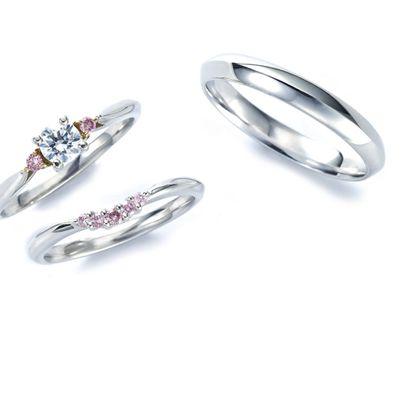 【アネリディギンザ(ANELLI DI GINZA)】Honey Darling/SERENITY セレニティ/婚約指輪&結婚指輪【アネリディギンザ/ANELLI DI GINZA】