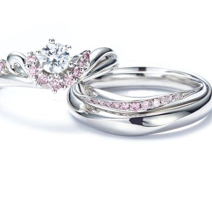 【アネリディギンザ(ANELLI DI GINZA)】Honey Darling/MIRACLE ミラクル/婚約指輪&結婚指輪【アネリディギンザ/ANELLI DI GINZA】
