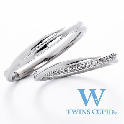 【アネリディギンザ(ANELLI DI GINZA)】TwinsCupid/Love Harmony ラブハーモニー/結婚指輪【アネリディギンザ/ANELLI DI GINZA】