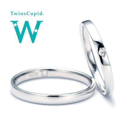 【アネリディギンザ(ANELLI DI GINZA)】 TwinsCupid/Polestar ポーラスター/結婚指輪【アネリディギンザ/ANELLI DI GINZA】