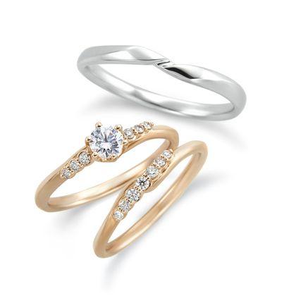 【アネリディギンザ(ANELLI DI GINZA)】いい夫婦ciel étoilé/grand chario グラン シャリオ/婚約指輪&結婚指輪【アネリディギンザ/ANELLI DI GINZA】
