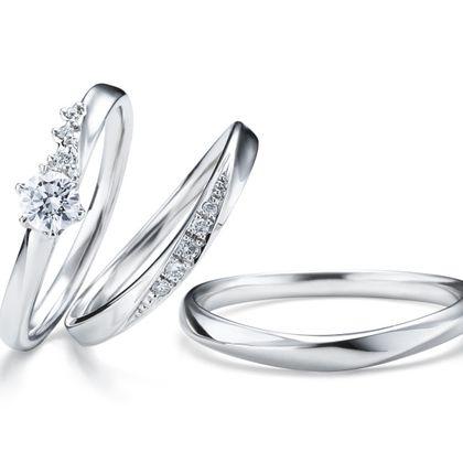【アネリディギンザ(ANELLI DI GINZA)】Marions-nous!(マリヨンヌ) by いい夫婦ブライダル/gentil ジャンティーユ/婚約指輪&結婚指輪【アネリディギンザ/ANELLI DI GINZA】