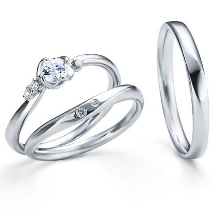 【アネリディギンザ(ANELLI DI GINZA)】Marions-nous!(マリヨンヌ) by いい夫婦ブライダル/amour アムル/婚約指輪&結婚指輪【アネリディギンザ/ANELLI DI GINZA】