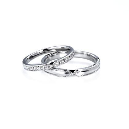 【アネリディギンザ(ANELLI DI GINZA)】LAVENNA PLATINO/グラン・アムール/結婚指輪【アネリディギンザ/ANELLI DI GINZA】