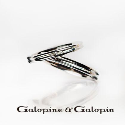 【Galopine & Galopin(ガロピーネガロパン)】ensoleille - アンソレイエ 【ひだまり】 -