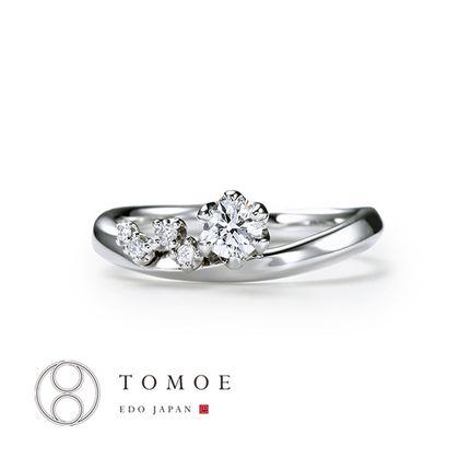 【TOMOE(トモエ)】KARAGINU - 唐衣 -