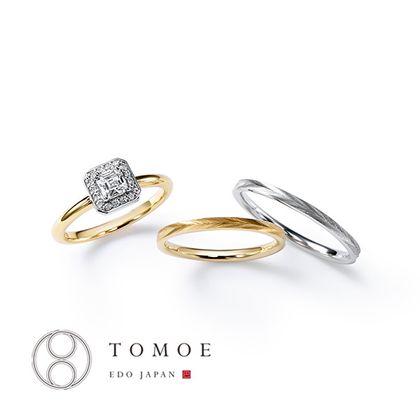 【TOMOE(トモエ)】TSUZURA × TAKANOHA - 葛籠 × 鷹羽 -