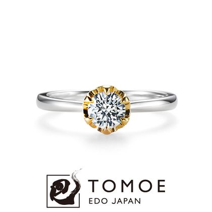 【TOMOE(トモエ)】TSUBOMI - 蕾 -