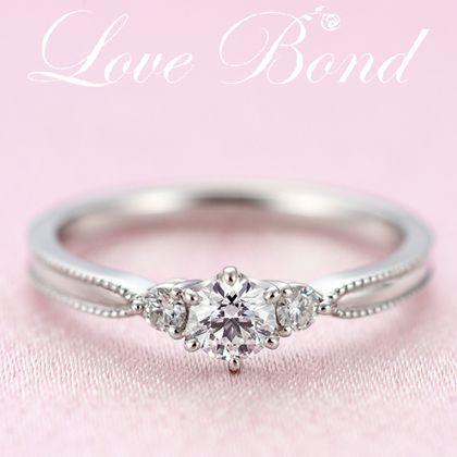【BIJOUPIKO(ビジュピコ)】Love Bond Ribon
