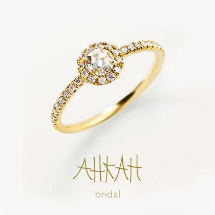 【AHKAH(アーカー)】ヴィヴィアンローズ リング