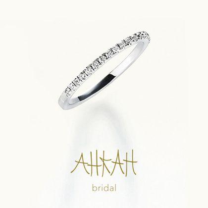 【AHKAH(アーカー)】ティナ リング