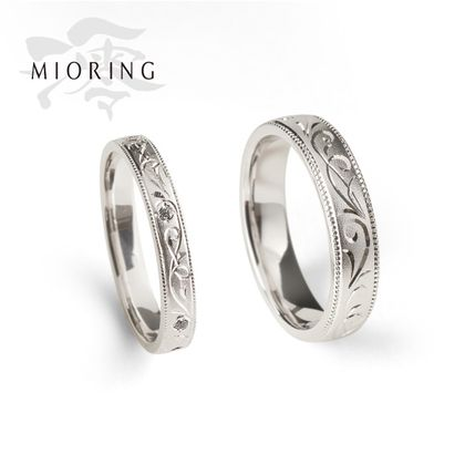 【MIORING(ミオリング)】MIORING 草織-さおり-