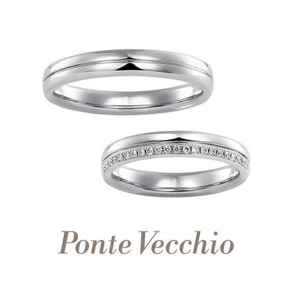 【Ponte Vecchio(ポンテヴェキオ)】【ブライダル専門店限定】INFINITO(インフィニート)~永遠~