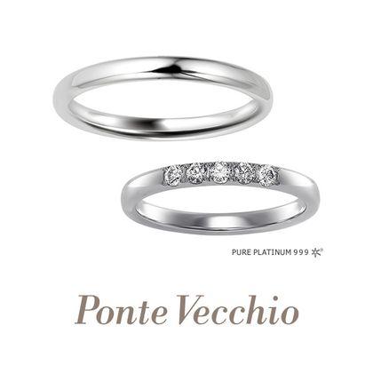 【Ponte Vecchio(ポンテヴェキオ)】【ブライダル専門店限定】MORBIDO(モルビド)~優しい時間~