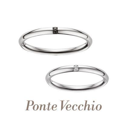 【Ponte Vecchio(ポンテヴェキオ)】【ブライダル専門店限定】RINCONTRO(リンコントロ)~出会い~