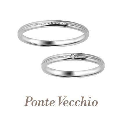 【Ponte Vecchio(ポンテヴェキオ)】MILLE AMORE(ミルアモーレ)~永遠の愛~