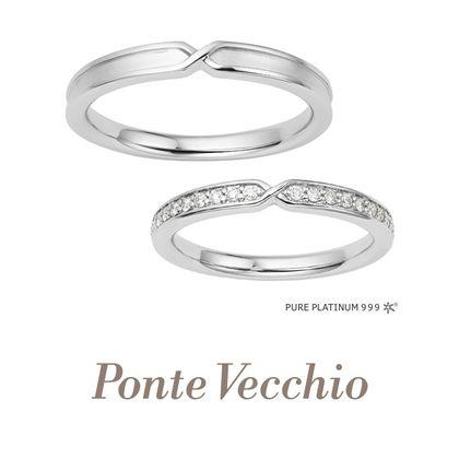 【Ponte Vecchio(ポンテヴェキオ)】【雑誌掲載】PROMESSA(プロメッサ)~約束~