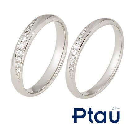 【Ptau(ピトー)】同じデザインでも幅が変わると印象も違う!