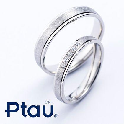 【Ptau(ピトー)】細かなヘアラインが大人っぽい印象を与える≪ミストフラット≫