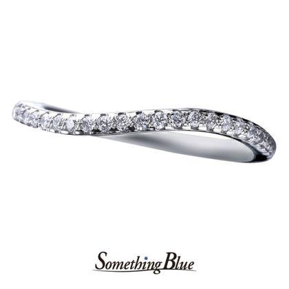 【Something Blue(サムシングブルー)】サムシングブルー エタニティリング [SBE-018]