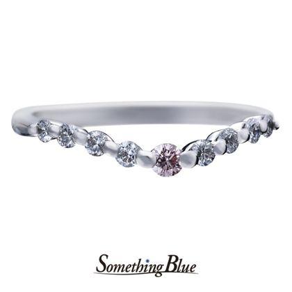 【Something Blue(サムシングブルー)】サムシングブルー エタニティリング [SBM-112]