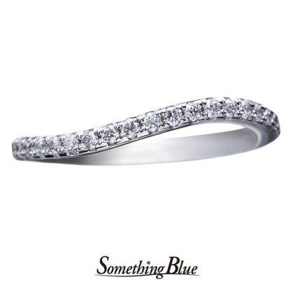 【Something Blue(サムシングブルー)】サムシングブルー エタニティリング [SBE-019]