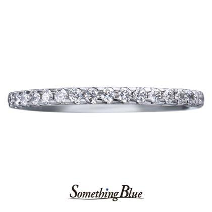 【Something Blue(サムシングブルー)】サムシングブルー エタニティリング [SBE-006,SBE-005]