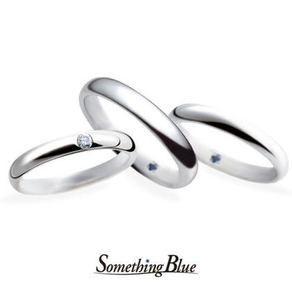 【Something Blue(サムシングブルー)】サムシングブルー マリッジリング [SP-820,SP-720,SP-726]