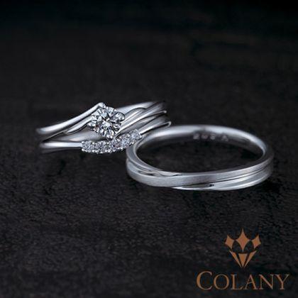【COLANY(コラニー)】スカーレットジュエル