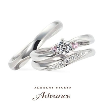 【JEWELRY STUDIO Advance(ジュエリースタジオアドバンス)】【Advance】Bouquet(ブーケ)