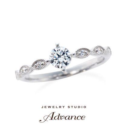 【JEWELRY STUDIO Advance(ジュエリースタジオアドバンス)】【Advance】ChouChou(シュシュ)『オシャレ花嫁のお気に入り』