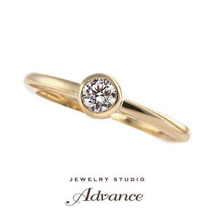 【JEWELRY STUDIO Advance(ジュエリースタジオアドバンス)】【Advance】『普段使い◎』Shining stars(シャイニングスター)
