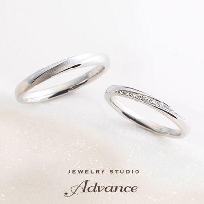 【JEWELRY STUDIO Advance(ジュエリースタジオアドバンス)】【Advance】Bonheur(ボヌール)『幸福』