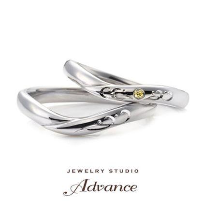 【JEWELRY STUDIO Advance(ジュエリースタジオアドバンス)】【Advance】Lotus(ロータス)『蓮のモチーフに美しき誓いを…』