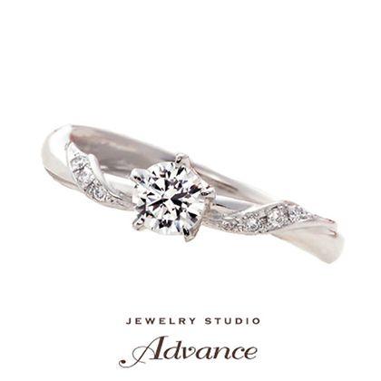 【JEWELRY STUDIO Advance(ジュエリースタジオアドバンス)】【Advance】Anniversary(アニバーサリー)『絆を強く結ぶリボン』