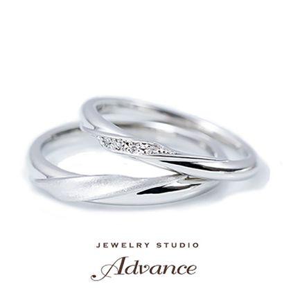 【JEWELRY STUDIO Advance(ジュエリースタジオアドバンス)】【Advance】Lien(リアン)『ふたりを結ぶ絆』