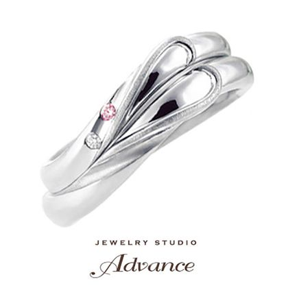 【JEWELRY STUDIO Advance(ジュエリースタジオアドバンス)】【Advance】Bride Heart(ブライドハート)『想いをモチーフに…』