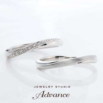 【JEWELRY STUDIO Advance(ジュエリースタジオアドバンス)】【Advance】Arc (アルク)『未来へ続く架け橋』