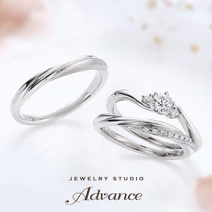 【JEWELRY STUDIO Advance(ジュエリースタジオアドバンス)】【Advance】Mon coeur (モンクール)『絆の証』