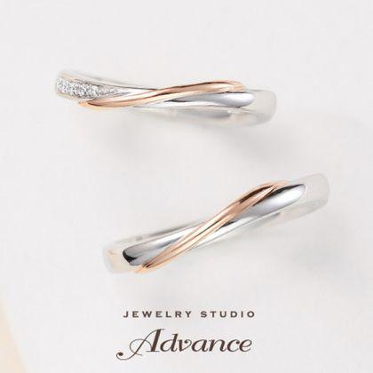 【JEWELRY STUDIO Advance(ジュエリースタジオアドバンス)】【Advance】Le chic(ル シック)『華奢でおしゃれな印象』