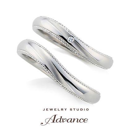 【JEWELRY STUDIO Advance(ジュエリースタジオアドバンス)】【Advance】Cost Mary(コストマリ―)『優しいウェーブで上品に』