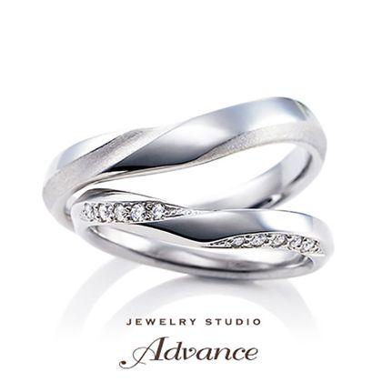 【JEWELRY STUDIO Advance(ジュエリースタジオアドバンス)】【Advance】Marigolds(マリーゴールド)『変わらぬ愛をイメージ』