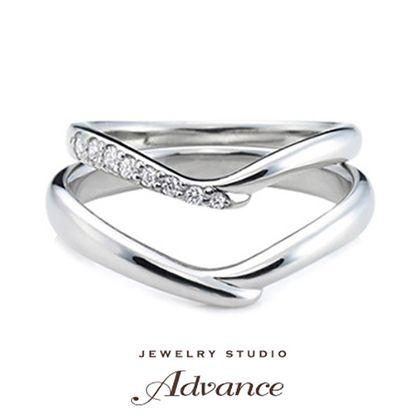 【JEWELRY STUDIO Advance(ジュエリースタジオアドバンス)】【Advance】Veil(ヴェール)『幸せを包み込むヴェール』