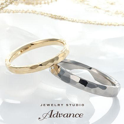 【JEWELRY STUDIO Advance(ジュエリースタジオアドバンス)】【Advance】Greek Basil(グリークバジル)『カジュアルな雰囲気』