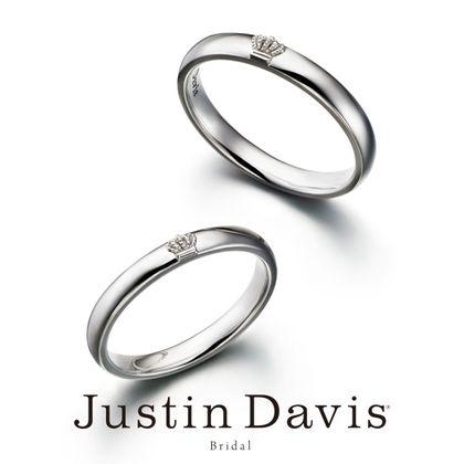 【Justin Davis Bridal(ジャスティンデイビスブライダル)】Passion Crown パッション クラウン